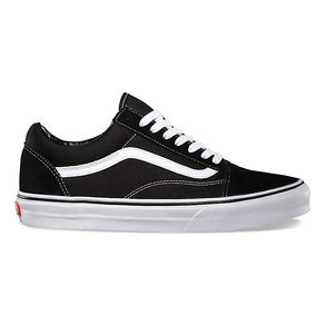 Boty Vans Old Skool - Black/True White