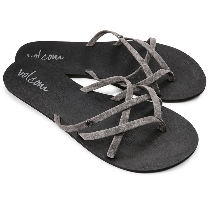 Žabky Volcom New School Sndl - GreyŽabky Volcom New School Sandal - Grey