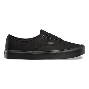 Boty Vans Authentic LITE + (canvas) - Black/Black