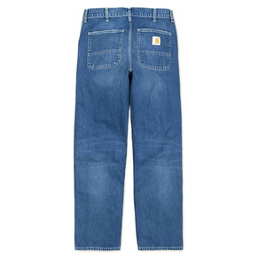 Kalhoty Carhartt WIP Simple Pant - Blue - True Stone