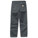 Kalhoty Carhartt WIP Simple Pant - Denver - Blacksmith - RinsedCarhartt Simple Pant - Blacksmith