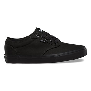 Boty Vans Atwood (Canvas) - Black/Black