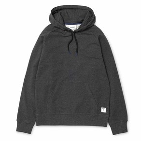 Mikina Carhartt WIP Hooded Holbrook Sweat - Black Noise Heather