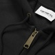 Carhartt WIP Hooded Chase Jacket - Black