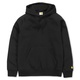 Mikina Carhartt WIP Hooded Chase LT Sweatshirt - BlackCarhartt WIP Hooded Chase Sweat