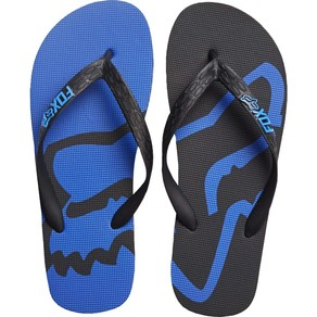 Žabky Fox Beached Flip Flop - Black/Blue