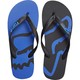 Žabky Fox Beached Flip Flop - Black/BlueŽabky Fox Beached Flip Flops