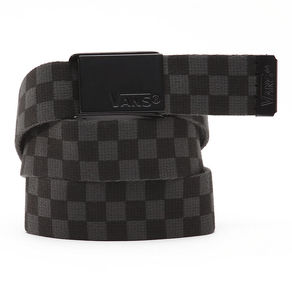 Pásek Vans Deppster Web Belt - Black/Charcoal