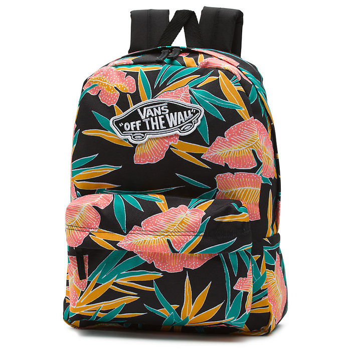 Batoh Vans Realm Backpack - Black TropicalBatoh Vans Realm Backpack