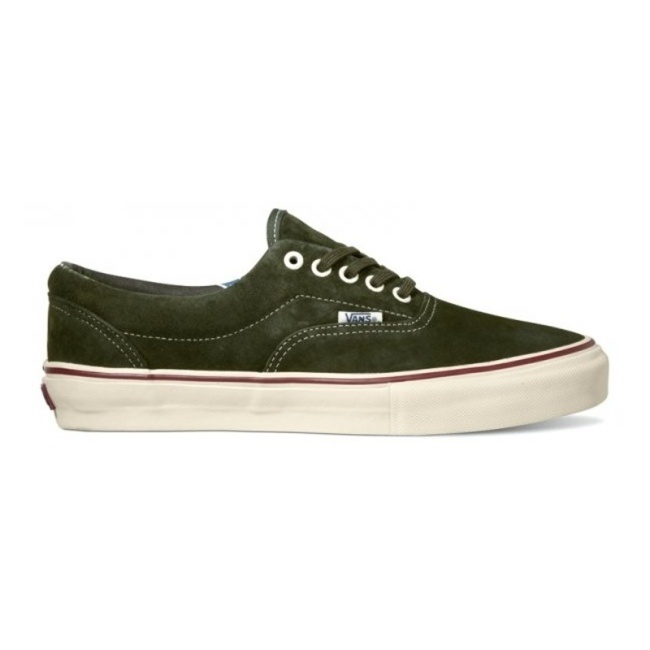 Boty Vans Era Pro - (Curren Caples) Dark GreenVans Era mix