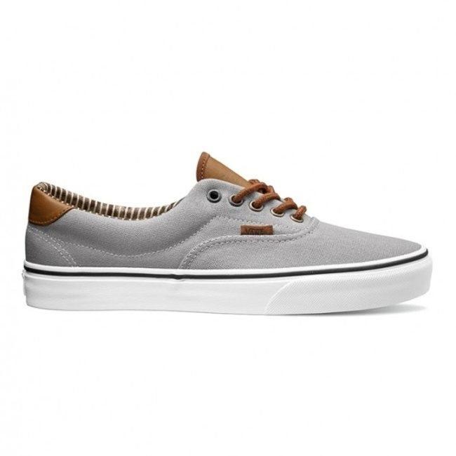 Boty Vans Era 59 (C&L) - Silver Sconce/Stripe DenimVans Era mix