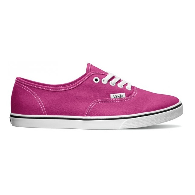 Boty Vans Authentic Lo Pro - Fuchsia Red/True WhiteVans Authentic - mix