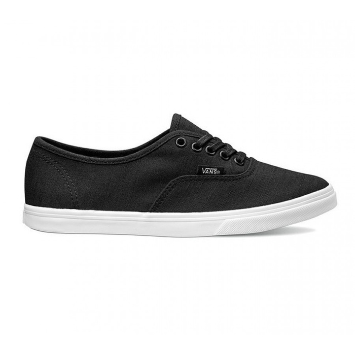 Boty Vans Authentic Lo Pro (Indigo tropical) - Black/True WhiteAuthentic Lo Pro indigo tropical