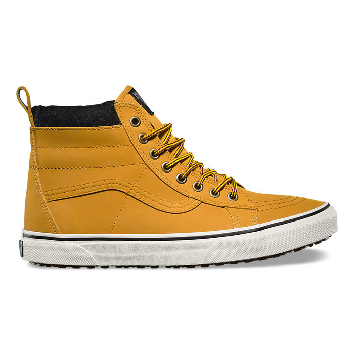 Boty Vans Sk8-hi MTE - Honey/LeatherVans Sk8-hi (Mte) - honey