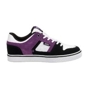 Boty Vans Tara - White/Black/Purple