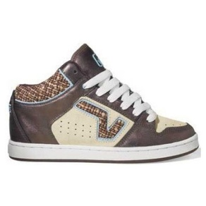 Boty Vans Upland 3 Mid - (Tweed) Brown