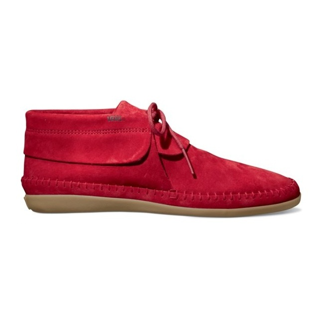 Boty Vans Mohikan Mid - Chili Pepper Vans Mix Old
