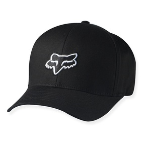 Kšiltovka Fox Legacy Flexfit Hat - Black