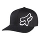 Kšiltovka Fox Flex 45 Flexfit Hat - Black/WhiteKšiltovka Fox - mix