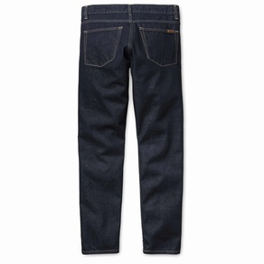 Kalhoty Carhartt WIP Vicious Pant - Merced - Blue - Rinsed