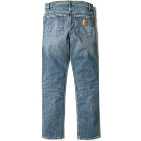 Kalhoty Carhartt WIP Sonic Pant - California - Blue - Coast Washed