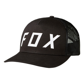 Kšiltovka Fox Moth Trucker - Black