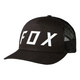 Kšiltovka Fox Moth Trucker - BlackKšiltovka Fox Moth