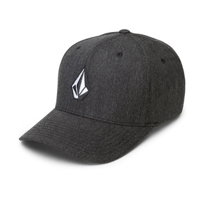 Kšiltovka Volcom Full Stone Hthr Xfit - Charcoal Heather