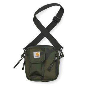 Taška Carhartt WIP Essentials Bag - Camo Combat Green