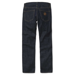 Kalhoty Carhartt WIP Oakland Pant - Blue Rinsed