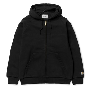 Mikina Carhartt WIP Hooded Thermal Lined Jacket - Black