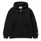 Mikina Carhartt WIP Hooded Thermal Lined Jacket - BlackMikina Carhartt Thermal Lined Hooded Jacket