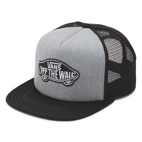 Kšiltovka Vans Classic Patch Trucker - Heather Grey