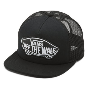Kšiltovka Vans Beach Girl Trucker - Onyx/White