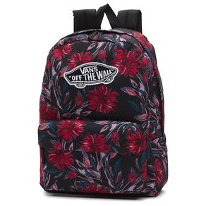 Batoh Vans Realm Backpack - Black Dahlia