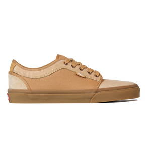 Boty Vans Chukka Low Pro (two-tone) - Medal Bronze/Gum